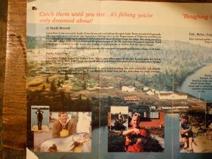Great Bear Lake Lodge Pamphlet