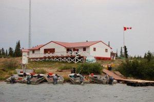 Neiland Bay Camp