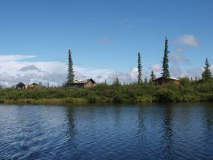 Trappers Cabins - Whitefish River