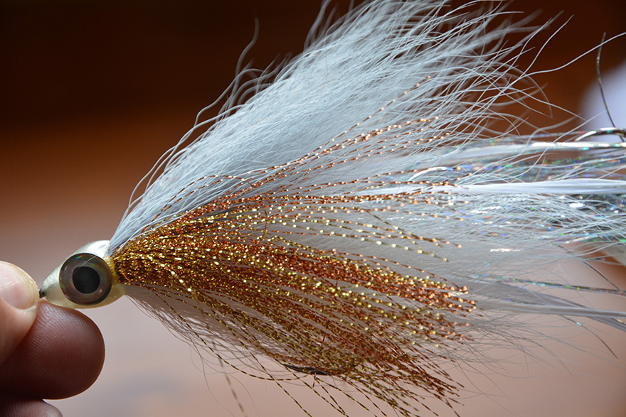 Lake trout fly