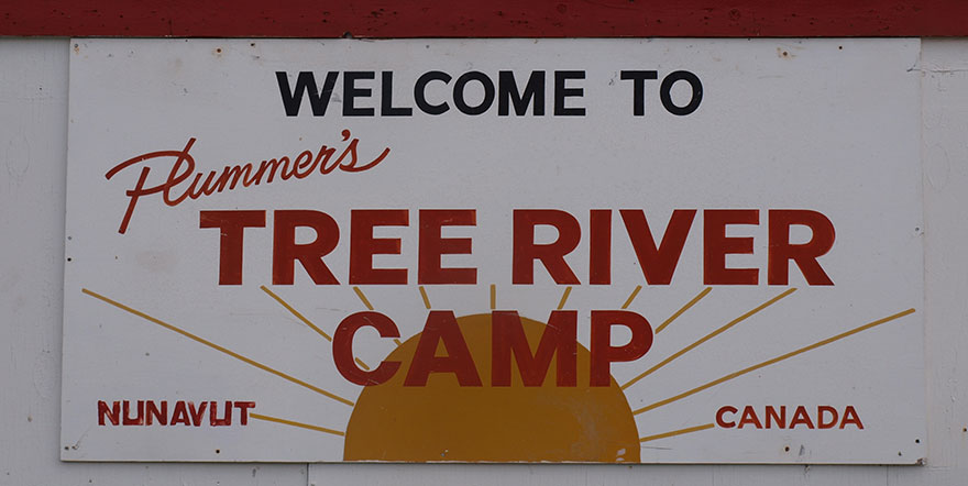 Tree River Camp, NWT