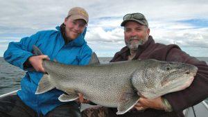 47 Pound Trout