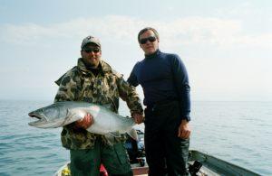 52 Pound Trout