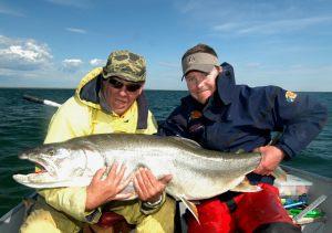 56 Pound Trout