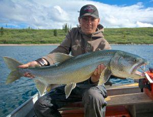 24 Pound Trout