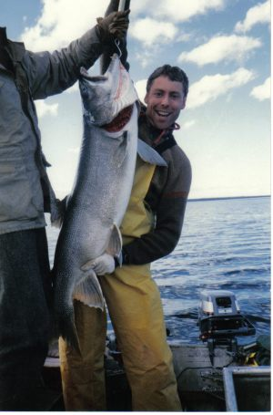 Macintosh Bay Lake Trout