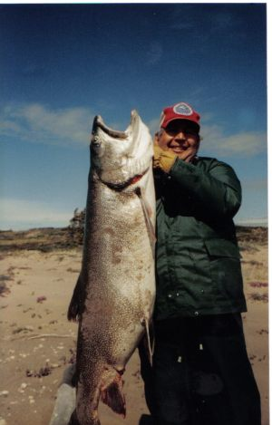 Great Bear Lake Monster