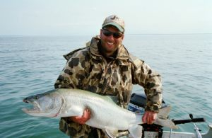 Trophy Lake Trout