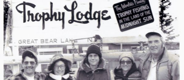 Trophy Lodge 1973 - 1977